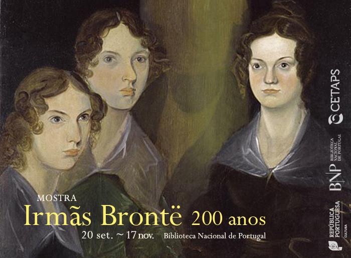 Mostra | Irmãs Brontë: 200 anos | 20 set. | BNP