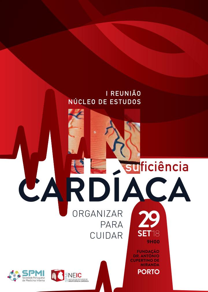 1ª Reunião do Núcleo de Estudo de Insuficiência Cardíaca