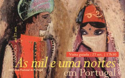 Visita guiada | As mil e uma noites em Portugal | 27 set. | 17h30 | BNP