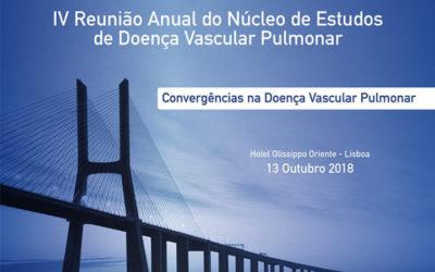 IV Reunião Anual do NEDVP – 13 de Outubro