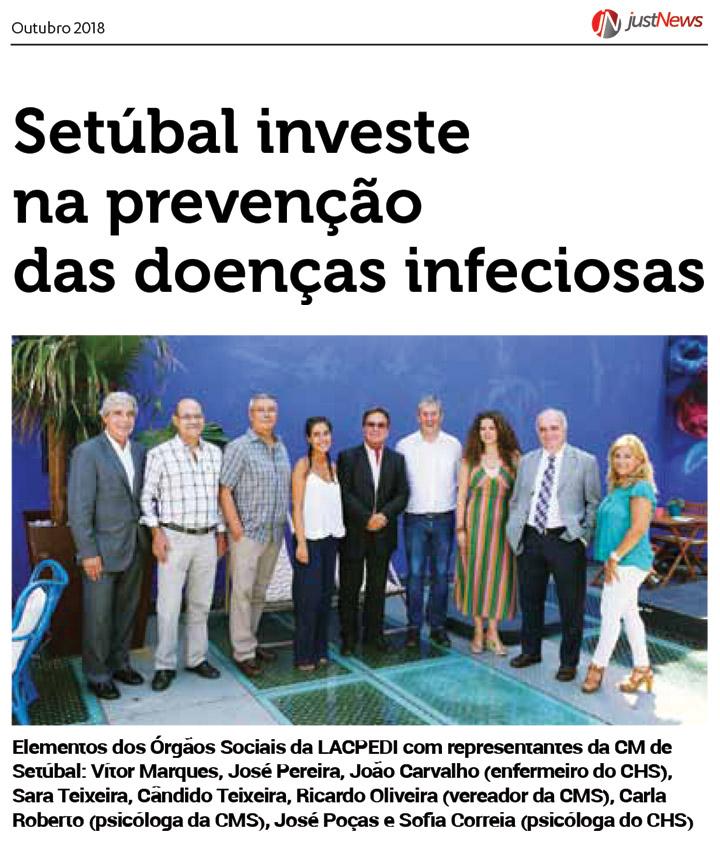 Setúbal investe na prevenção das doenças infeciosas