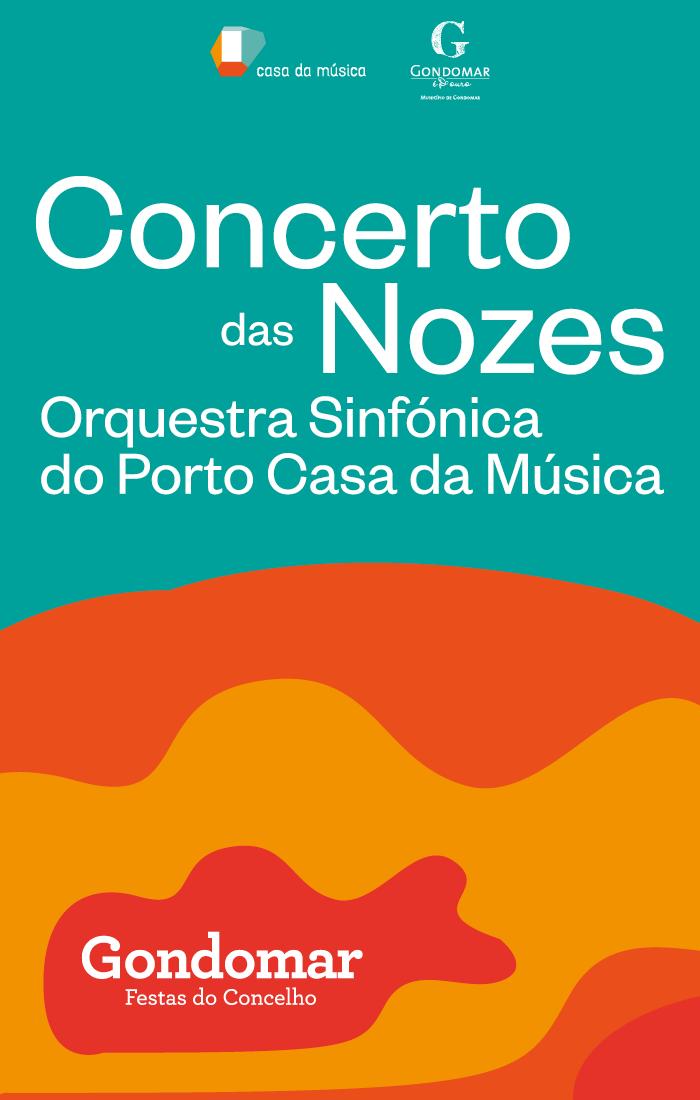 Concerto da Nozes - Gondomar · 04 Outubro · 21:00