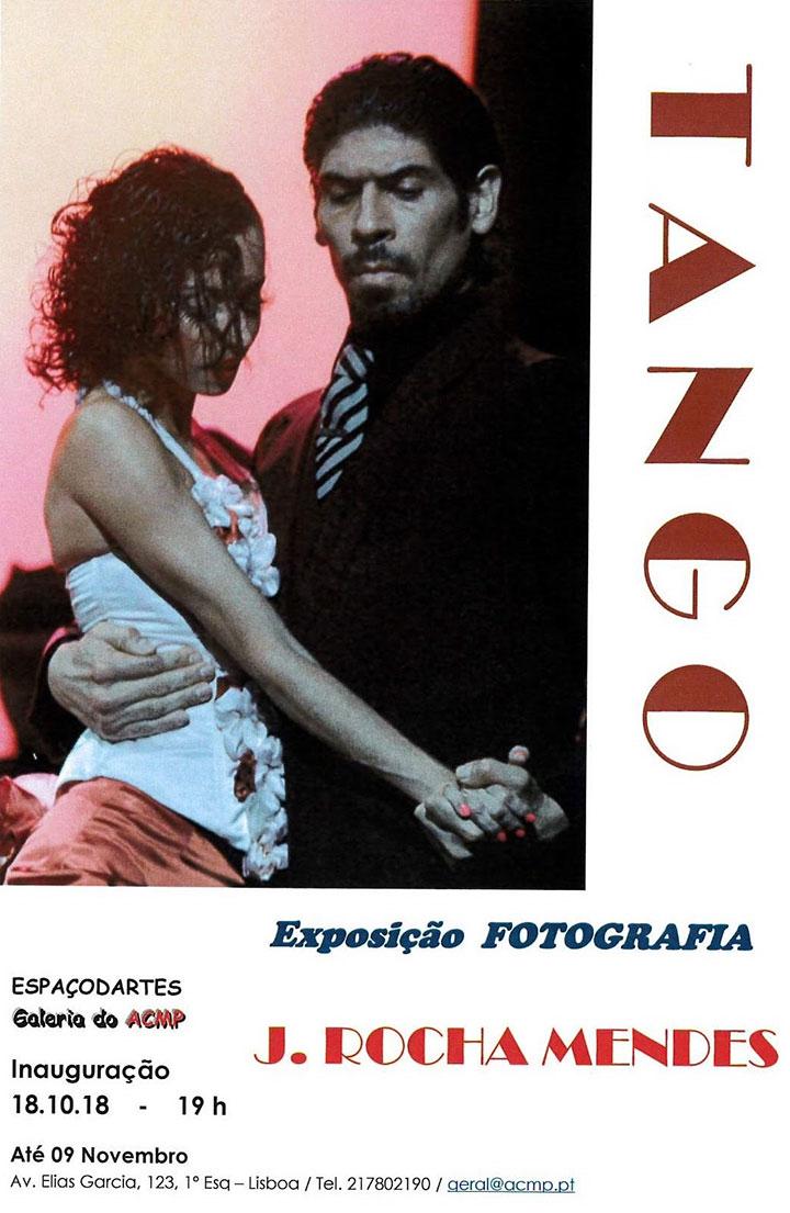 TANGO - Exposição de Fotografia - J. ROCHA MENDES