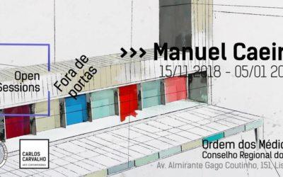 Exposição «a arte fala de arquitetura»