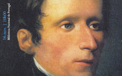 Palestras   «O pensamento poetante»: jornada de estudos sobre Giacomo Leopardi   16 nov.   10h00   BNP