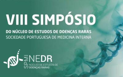 VIII Simpósio do Núcleo de Estudos de Doenças Raras