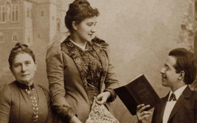Lançamento   José Vianna da Motta. Correspondência com Margarethe Lemke. 1885-1908   18 dez.   18h30   Fundação Calouste Gulbenkian