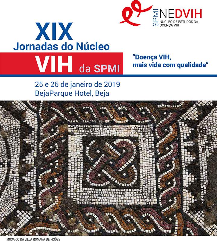 XIX Jornadas do Núcleo VIH da SPMI