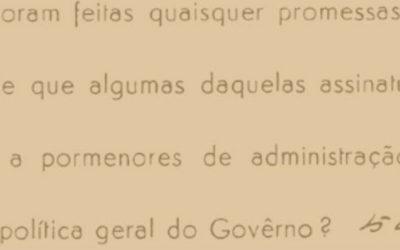 Lançamento   1945 – Estado Novo e Oposição. O Movimento de Unidade Democrática e o inquérito às suas listas   5 fev.   18h00   BNP