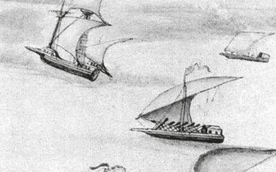 Lançamento   Caravelas Naus e Galeões. Séculos XV e XVI   23 jan.   18h30   BNP