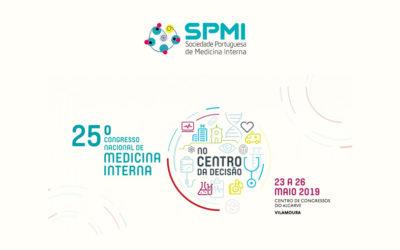 25º Congresso Nacional de Medicina Interna – Submissão de Resumos
