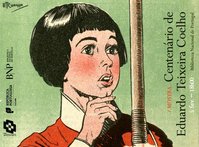 Mostra | Centenário de Eduardo Teixeira Coelho | 5 fev. | 18h00 | BNP