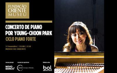 2 FEVEREIRO   CONCERTO DE PIANO POR YOUNG-CHOON PARK