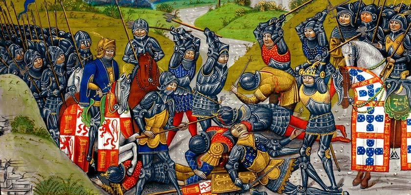 CCB | Ciclo Os Grandes Conflitos da História - Da Idade Média ao século XX > janeiro a março, sábados às 12:00