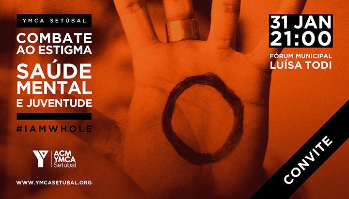 Convite Campanha #fazesparte #IAMWHOLE