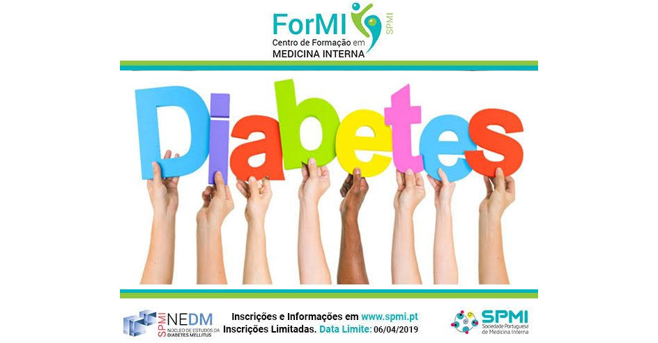 Curso Conhecer, Compreender e Tratar a Diabetes