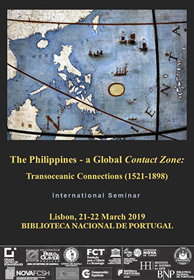 Colóquio | As Filipinas – uma Zona de Contacto Global: Ligações Transoceânicas (1521-1898) | 21 / 22 mar. | BNP