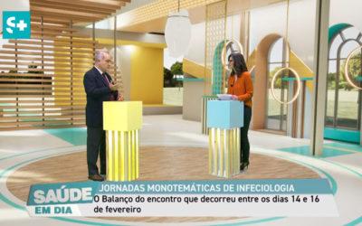 Entrevista com o Dr. José Poças sobre as IV Jornadas Regionais Monotemáticas de Infeciologia