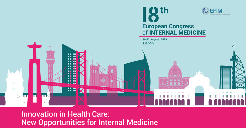 18º Congresso Europeu de Medicina Interna – Programa