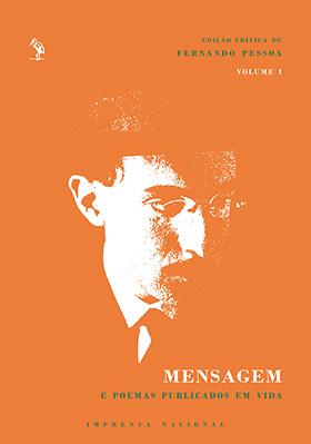 Lançamento: Mensagem e poemas publicados em vida, de Fernando Pessoa