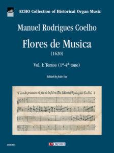 Lançamento | Flores de musica, de Manuel Rodrigues Coelho | 9 abr. | 18h00 | BNP