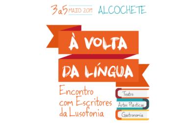 À Volta da Língua Portuguesa – 3 a 5 de Maio