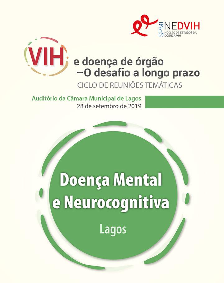 VIH e doença de órgão – O desafio a longo prazo – Doença Mental e Neurocognitiva