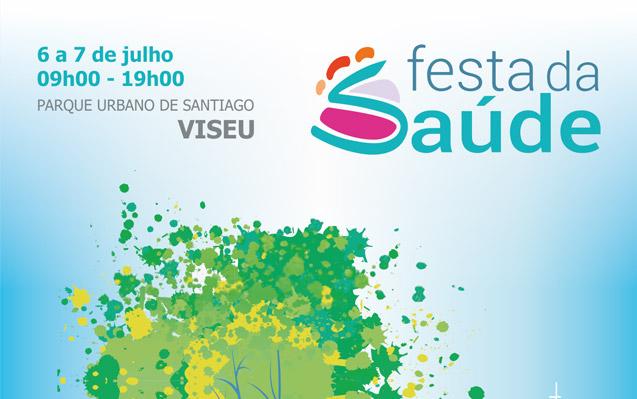 Festa da Saúde dia 6 e 7 de Julho em Viseu