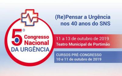 5º Congresso Nacional de Urgência