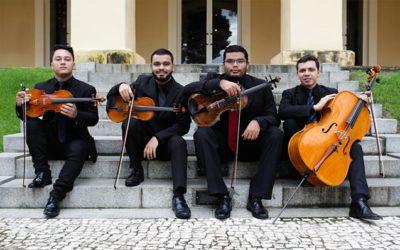 Recital | Quarteto Belém e Bernardo Santos | 6 ago. | 16h00 | BNP