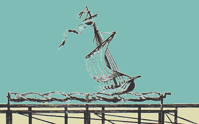 Lançamento | Teatro a bordo de naus portuguesas | 24 jul. | 18h00 | BNP