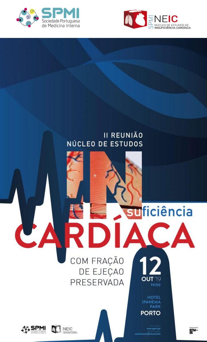 2ª Reunião do Núcleo de Estudos de Insuficiência Cardíaca - Inscrições Abertas