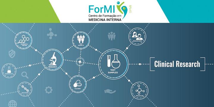 Curso Introdução à Investigação Clínica em Medicina Interna - Inscrições Abertas