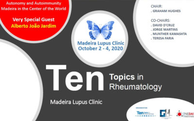 Ten Topics in Rheumatology | Madeira Lupus Clinic 2020 – Save the Date