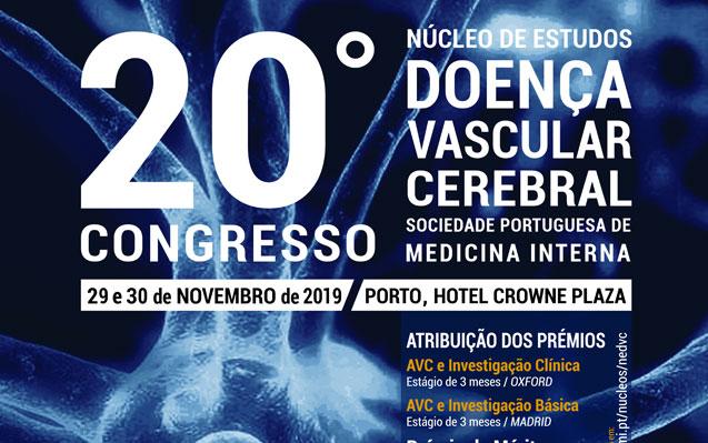 20º Congresso do Núcleo de Estudos da Doença Vascular Cerebral – Resumos até 6 de outubro