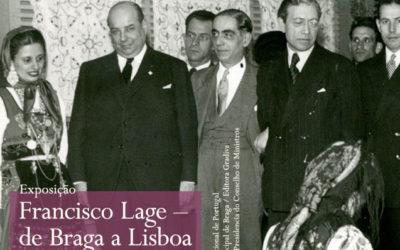 Exposição | Francisco Lage – de Braga a Lisboa: esteta e homem do seu tempo | 16 set. – 13 out. | BNP