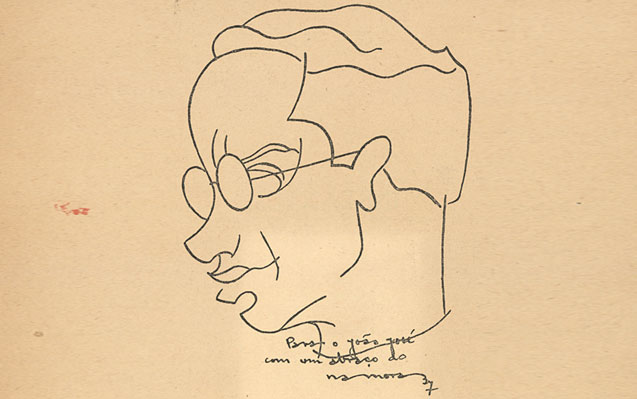 Mostra | João José Cochofel (1919-1982) | 12 set. – 21 dez. | BNP
