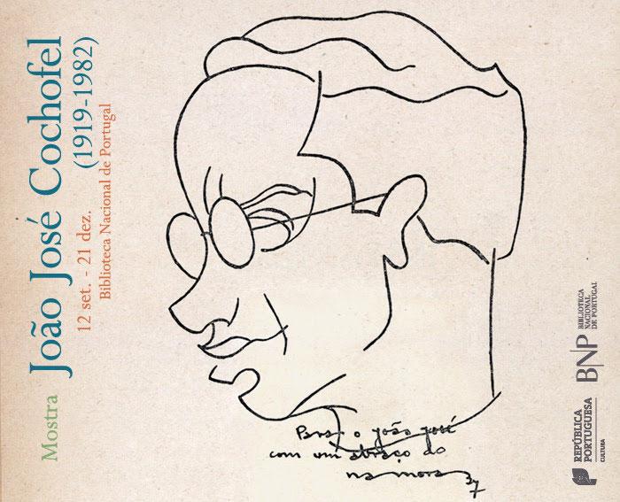 Mostra | João José Cochofel (1919-1982) | 12 set. - 21 dez. | BNP