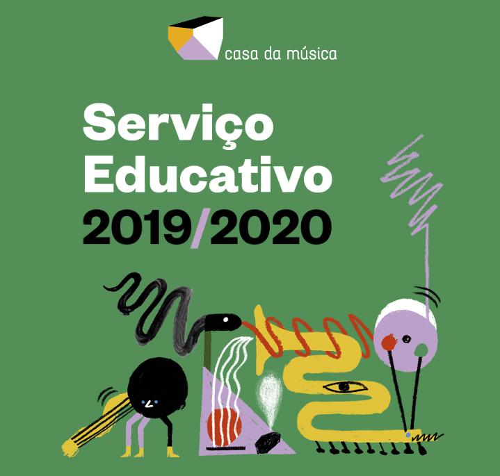 Conheça a programação do Serviço Educativo Casa da Música de 2019/2020