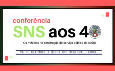 "Na Ordem do Dia, Nº 12 – Conferência ""SNS aos 40"""