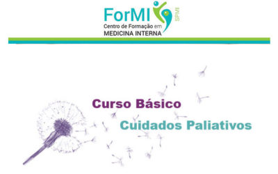 Curso Básico de Cuidados Paliativos – Inscrições Abertas