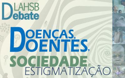 Dr. José Poças participa no debate: Doenças, doentes, sociedade e estigmatização