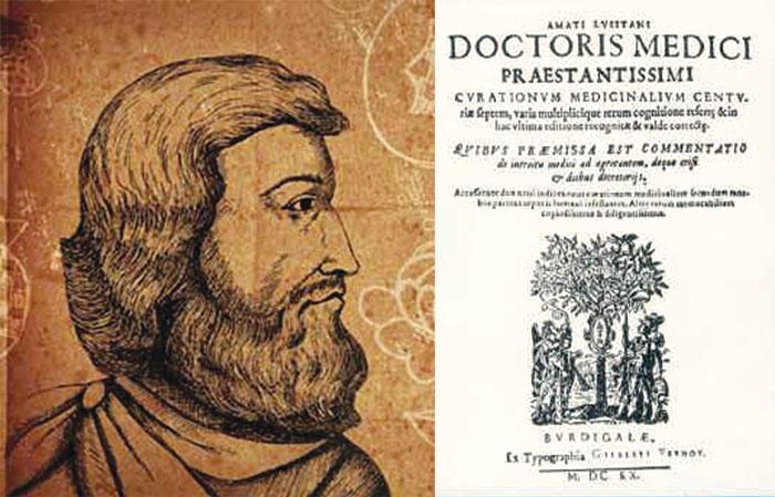 """""""AMATO LUSITANO"""" (AUTOR E DATA DESCONHECIDOS), """"JURAMENTO DE AMATO LUSITANO"""" (1559)"""