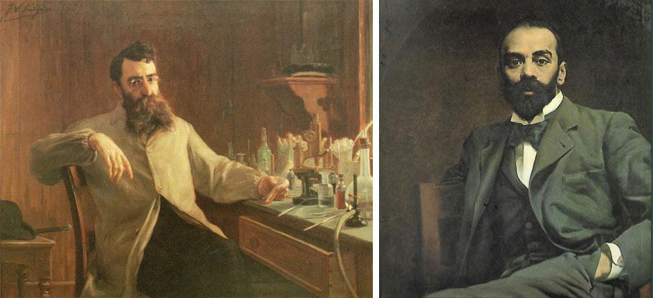 """""""Ricardo Jorge"""" (1940) e """"Câmara Pestana"""" (1900)"""