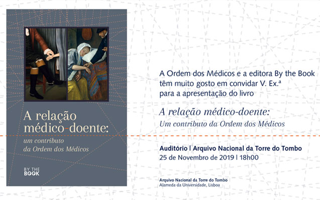 """Cerimonia de apresentacao do Livro: """"A relação médico-doente: um contributo da Ordem dos Medicos"""""""