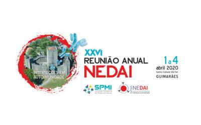 XXVI Reunião Anual do NEDAI 2020 – Inscrições Abertas