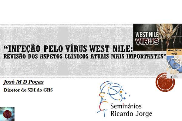 Infeção pelo vírus west nile