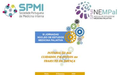 III Jornadas do Núcleo de Estudos de Medicina Paliativa – Resumos até 15/01