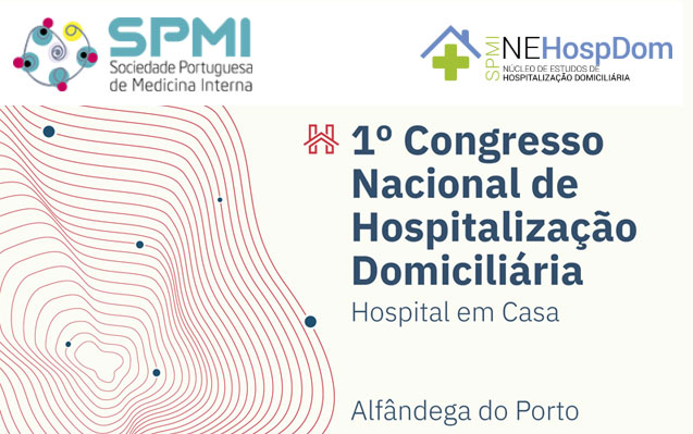 I Congresso Nacional de Hospitalização Domiciliária – Inscrições Abertas