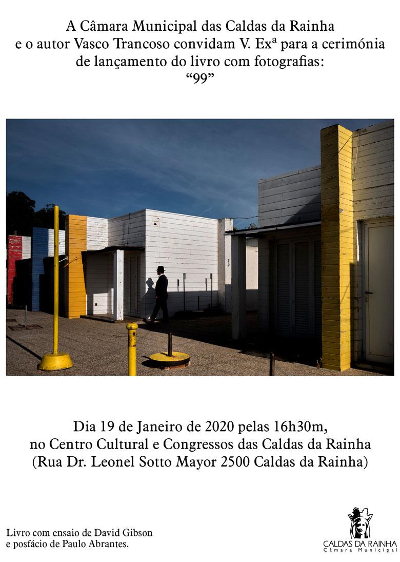 """Cerimónia de lançamento do livro com fotografias: """"99"""""""
